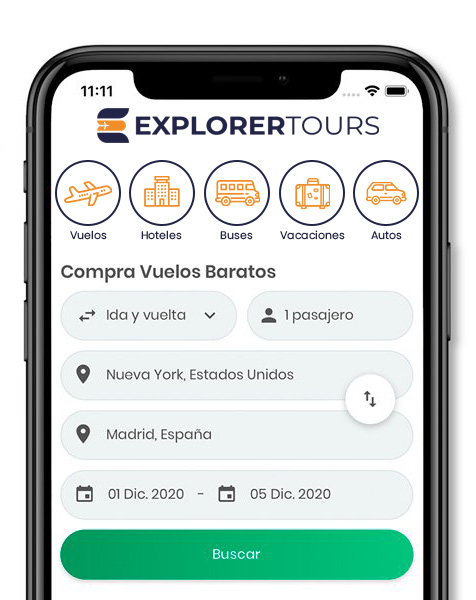 App Explorer Tours SAS